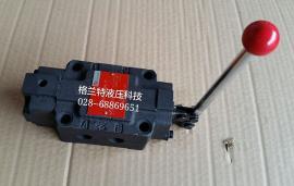 恒力高品质全系列高压手动换向阀34SM-B20H-T