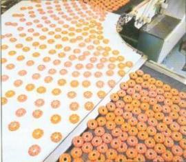 优质特价烘焙食品输送带,饼干糕点食品级输送带,耐油容易清洗