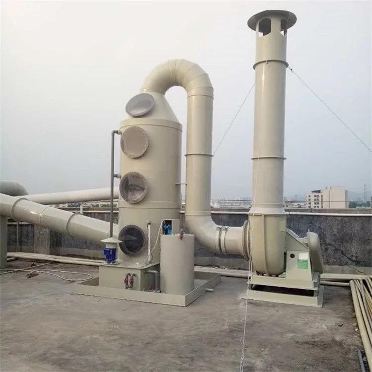 江西 废气处理塔 酸雾净化塔 脱硫塔 赣州喷淋塔