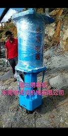 静态高效液压岩石劈裂机厂家精工打造