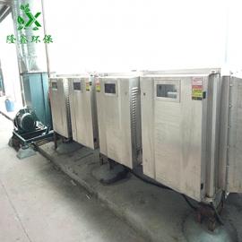 化肥厂异味臭气处理设备/隆鑫环保/废气处理设备制造商