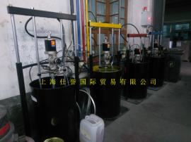 仕誉国际 油墨集中供应系统 电动油墨泵 集中加注油墨系统