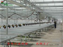 汉明智能自动喷灌机/温室自走式喷灌机主要功能特点