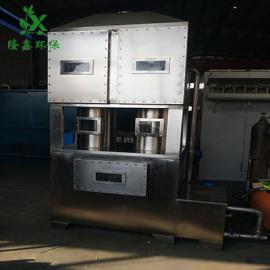 油漆废气处理设备 油漆厂废气异味治理 隆鑫环保废气处理设备