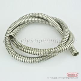 一洋五金Driflex 316不锈钢软管 双扣可伸缩软管,穿线管