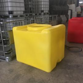 全新吨桶生产线1吨650大口径集装桶pe塑料方形吨桶厂家定制