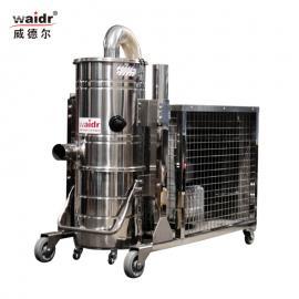 非标定制12.5KW大功率大风量吸尘器 钢铁厂铁屑钢渣吸尘机