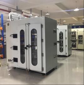 厂家供应自动化生产线方形铝壳电芯充放电检测设备手动负压化成机