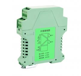 NEWPTR天康CZ3039电流输入输出信号隔离器