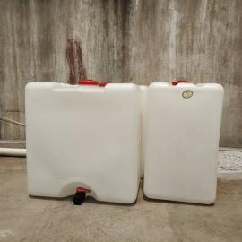 厂家直销500L带铁架塑料吨桶防腐化工吨桶塑料大水桶