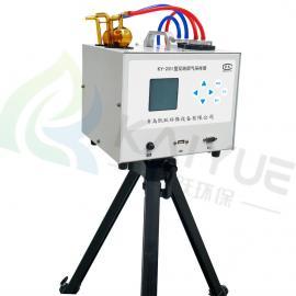 凯跃KY-2051智能双路烟气采样器