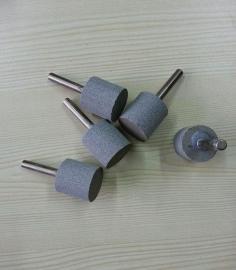 PVA带柄砂轮磨头 25*25*6MM 碳化硅磨料