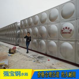 不锈钢水箱 拼接不锈钢水箱 组合式消防不锈钢水箱全国直销