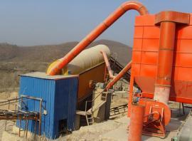 矿山石料厂除尘器作用、参数|制作厂家