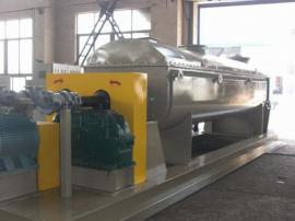 拟薄水铝石烘干机 浆叶耙式干燥机