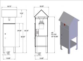 HVP-2000室外大容量空气取样器