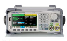 SDG6022X-E任意波形发生器