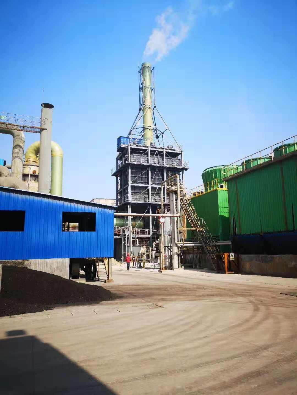 脱硫脱硫湿式静电除尘器一体化砖窑厂科信环保