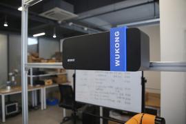 机器人3D定位系统