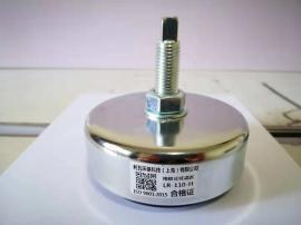机床减震器,机床减震垫铁,橡胶式减震器,可调水平