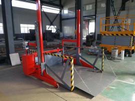 厂家直销装卸车平台升降平稳操作简单