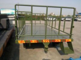 5吨移动式储油罐平板拖车