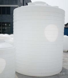 10立方塑料��罐10��PE食品�防腐�g耐酸�A污水�理罐化工水塔