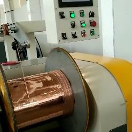 铜扁丝小型精密压延机,黄铜小型扁丝精密压延机