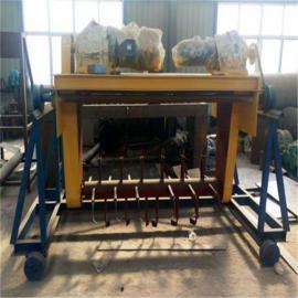 槽式发酵翻抛机