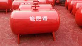 节水农田灌溉施肥装置施肥罐