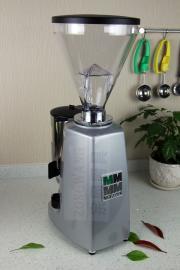 意大利MAZZER SUPER JOLLY粉槽式意式磨豆机 进口电动咖啡研磨机
