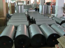 专业生产不锈钢圆形水塔 承压水箱 保温水箱 立卧水箱