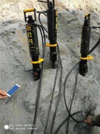 250型液压柴动岩石分裂器