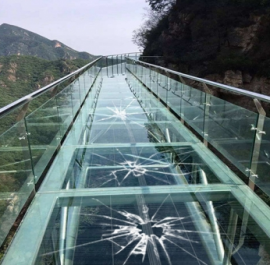 特效玻璃桥