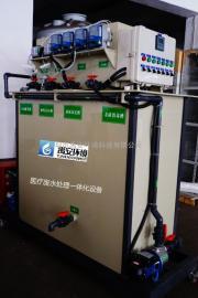 沙井宝安加油站环评审批生活污水处理设施YASH-5T