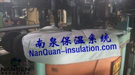 硫化机模具防烫隔热罩