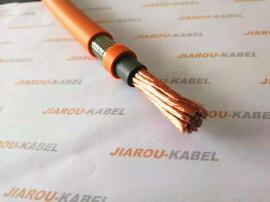 单芯大截面屏蔽拖链电缆