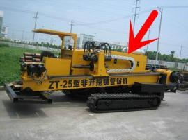 TL系列钻机钢制拖链,非开挖铺管钻机专用的钢制拖链定制