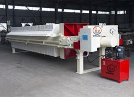 高性能全自动拉板压滤机,高效厢式压滤机,厂家供应