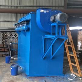 单机除尘器脉冲除尘器布袋式除尘器工业锅炉除尘器设备