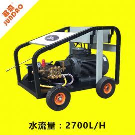 工业级200公斤压力电动高压清洗机