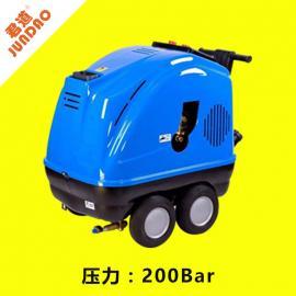 君道(JUNDAO)船厂油污清洗机柴油加热高压清洗机H200