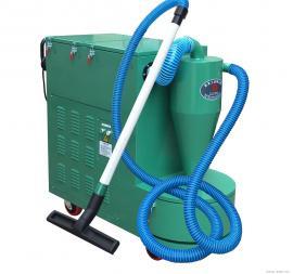 吉发 JF-GS300BTX 7.5Kw 旋风分离式工业吸尘器 环保除尘设备