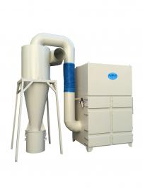 吉发 JF-8000ATH 脉冲单机除尘器 工业除尘设备