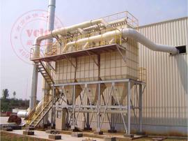 高效袋滤除尘设备 木业原料粉尘废气中央集尘器生产厂家