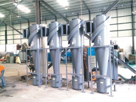 不锈钢旋风除尘器 粉尘回收旋风分离除尘设备设计生产厂家