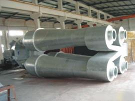 工业离心式除尘器 木业粉尘中央旋风集尘器设备制造厂家