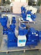 ZKZW真空辅助自吸排污泵