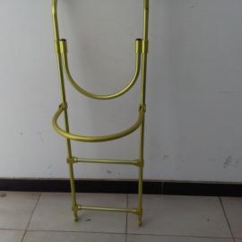 绝缘软梯头TRT01-10x03T铝合金软梯头