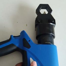 REC-MM36充电式锈蚀螺帽切除器 螺帽破切器 充电式螺母破碎机